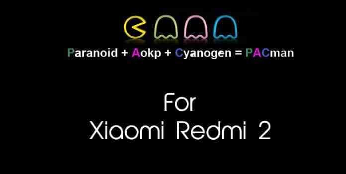 Pac Man Rom for Xiaomi Redmi 2
