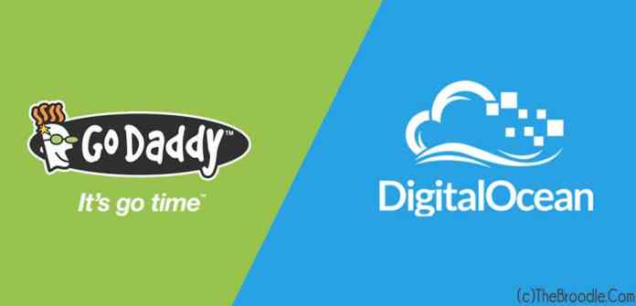Godaddy Vs DigitalOcean Broodle VPS Review