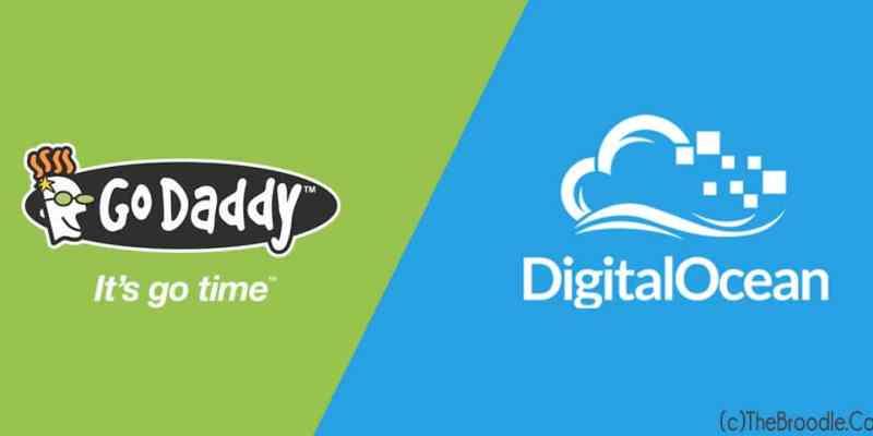 Godaddy Vs DigitalOcean Broodle VPS Review