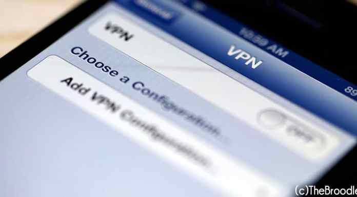 VPN in Smartphones