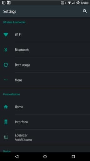 BlissPop Rom For Xiaomi Redmi 1S Android Lollipop