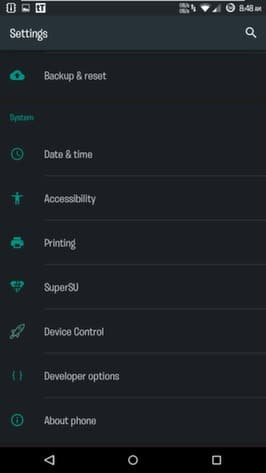 Blisspop ROm Customization in Redmi 1S