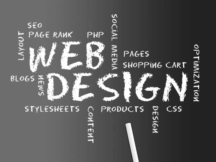 A Custom Web Design