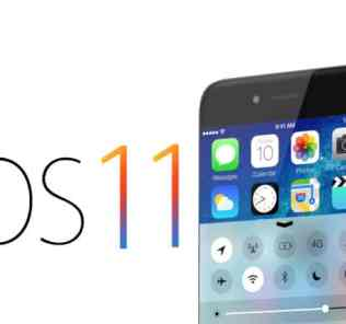 apple ios 11 features
