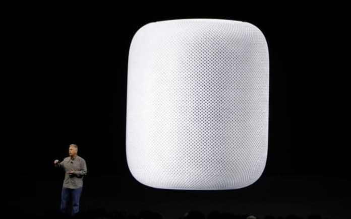HomePad Speaker Siri Powered
