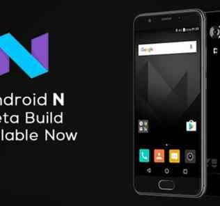 Android 7.1 Nougat for Yu Yureka Black