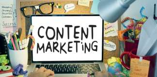 Content Marketing - Social Content Share
