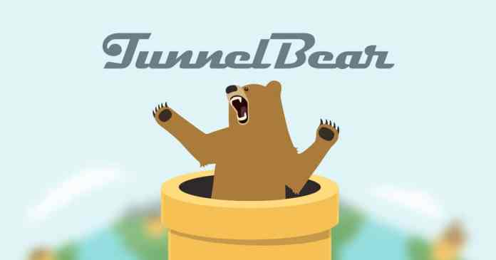 TunnelBear Fast and Secure VPN Provider