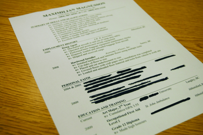 how to draft a professional it resume