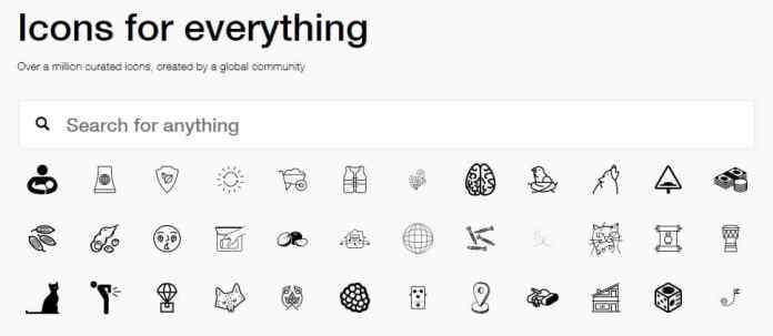The Noun Project - Icons for WordPress Plugin