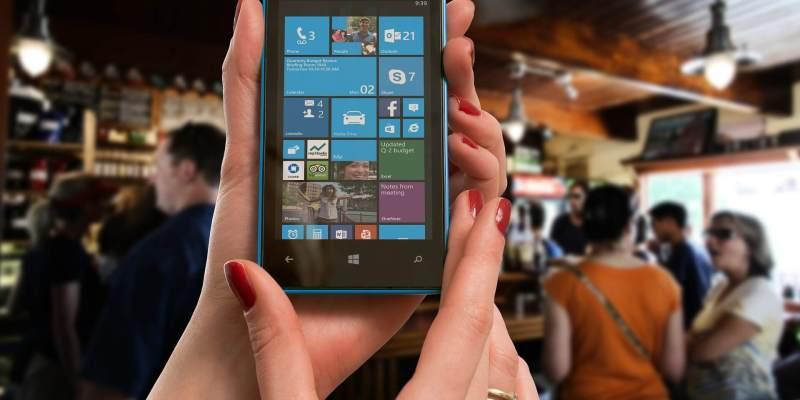 Nokia Windows Phone Mobile Apps