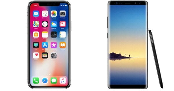 iphone8-vs-note8