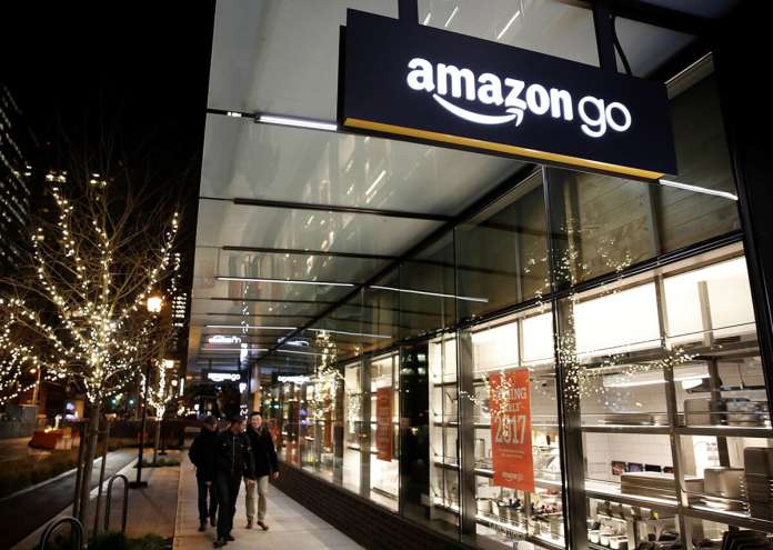 Amazon Go Retail Store