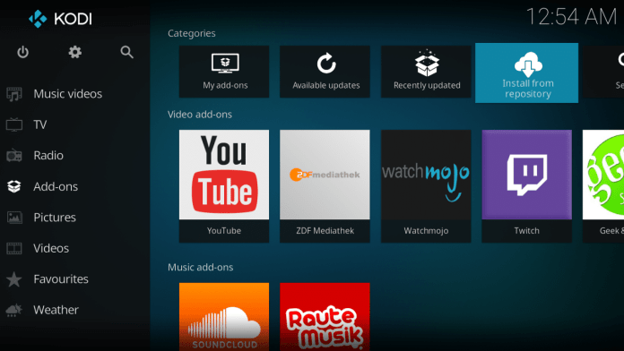 Best Kodi Addons for 2018