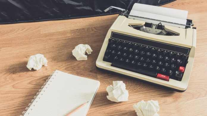 Copywriting Jobs Typewriter