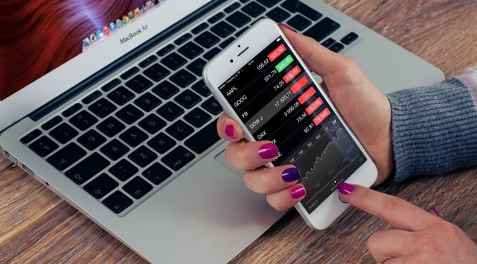 Stock Market via Mobile