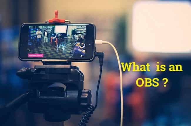 what is obs