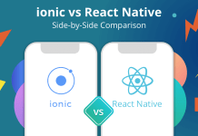 React-Native-Vs-Ionic For App Development