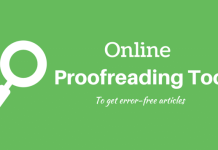 5 Best Resources For Writers To Proofread Articles