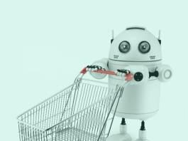 ecommerce development, ai in ecommerce, AI is shaping eCommerce development