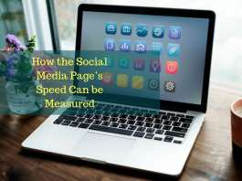 How the Social Media Page's Speed Can be Measured