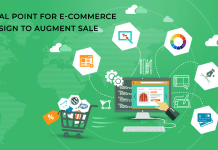 Essential point for E-commerce web design to Augment Sale