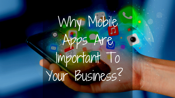 Mobile Apps Importance