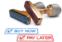 top buy now pay later sites