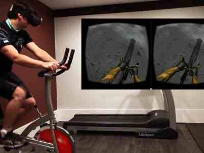 VR Fitness Games