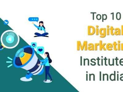 Digital Marketing Institutes in india
