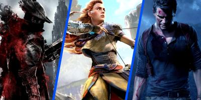 5 best ps4 games 2019