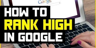 Rank High In Google