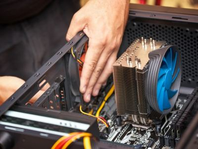 PC building tips