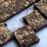Gluten-Free Hazelnut & Dark Chocolate Brownies