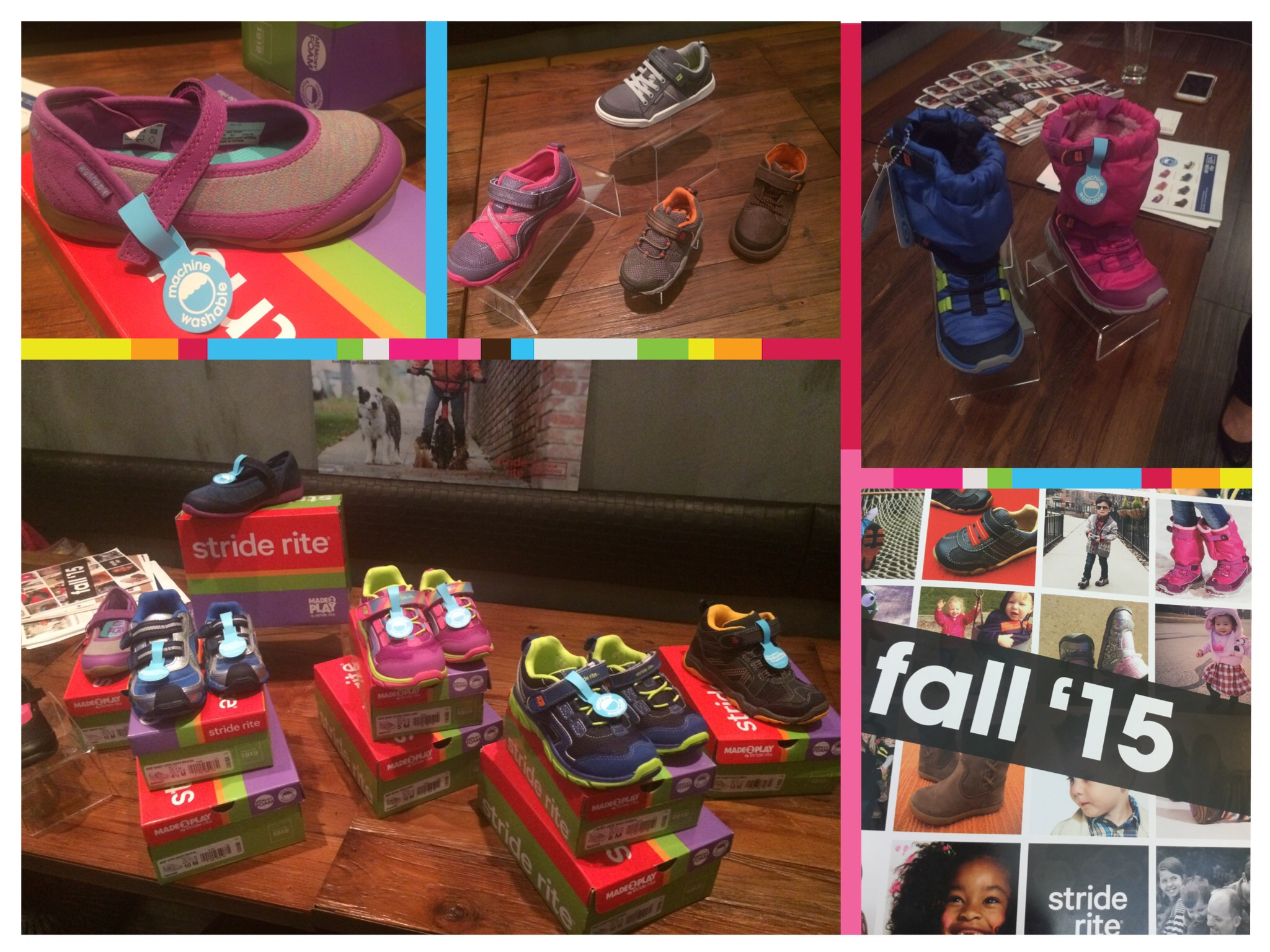 Stride Rite Made2Play Fall 2015 Collection