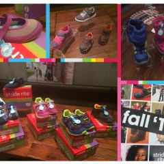 Stride Rite's new Made2Play Kids Shoes Collection….And it's Giveaway time!