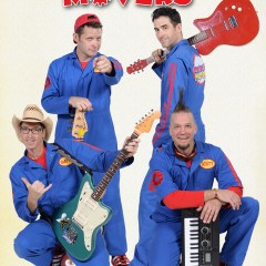 The Imagination Movers in NYC (+ A Giveaway)!
