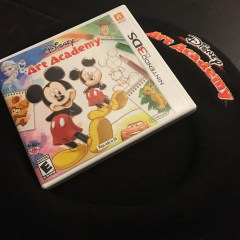 Disney Art Academy for Nintendo