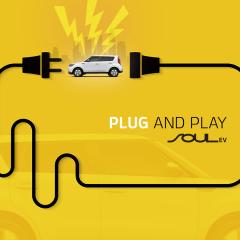 It's National Drive Electric Week! Check out the New Kia Soul EV!