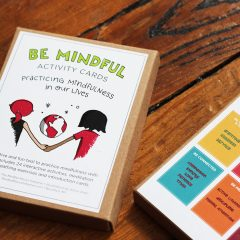 Practicing Mindfulness with your kids…and a Giveaway!