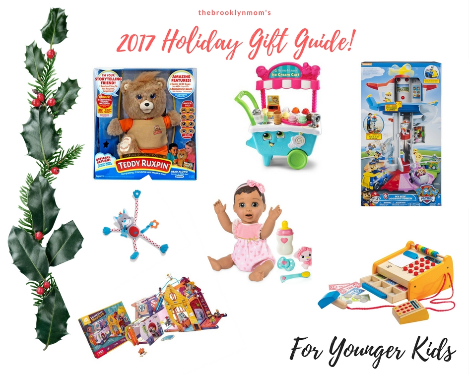 Preschool Holiday Gift Guide