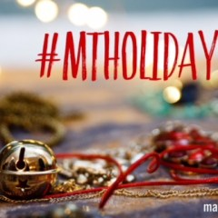 Kicking off the Gift Giving Season at #MTHoliday
