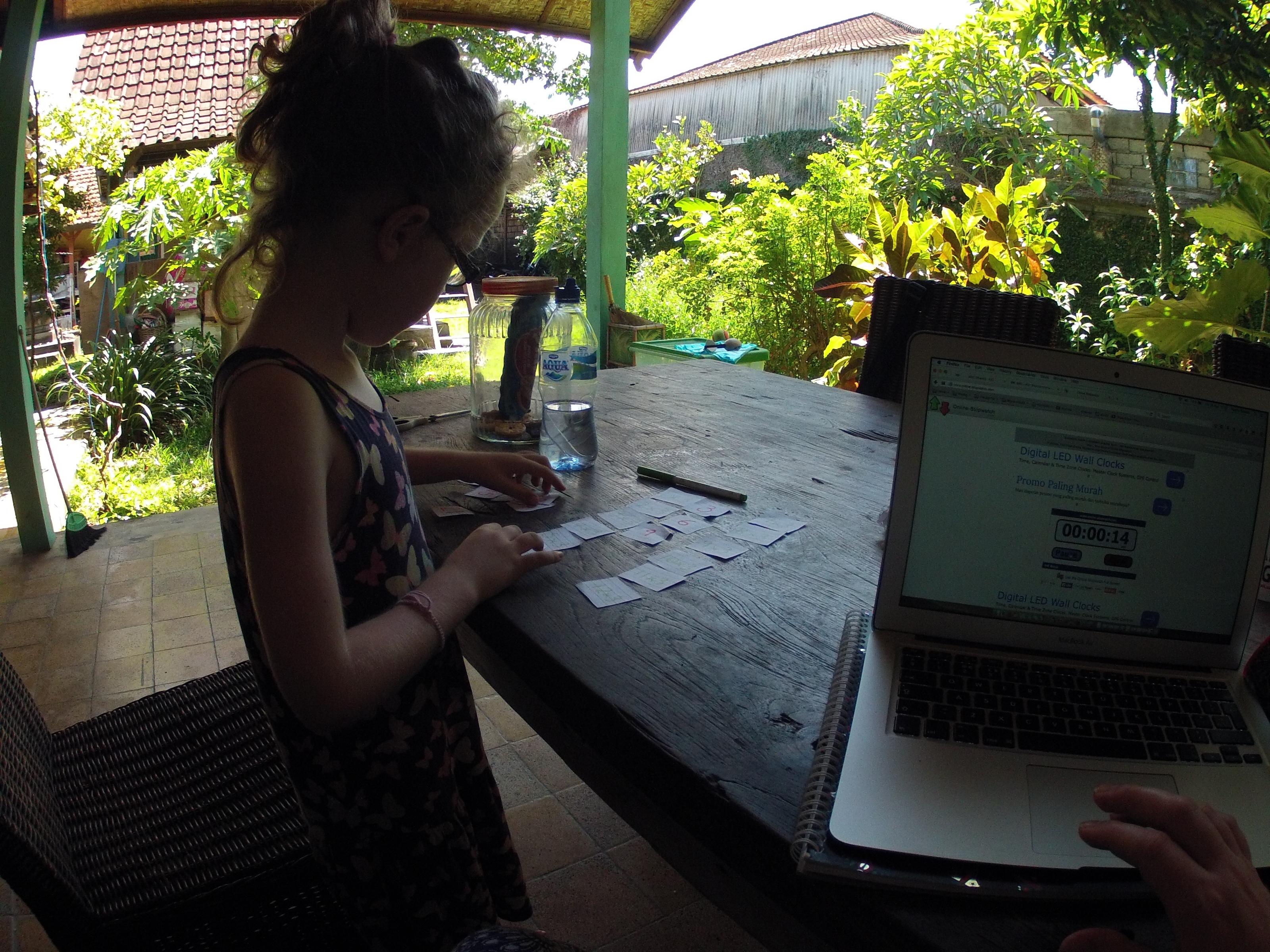Homeschooling Update W C 06 04 15
