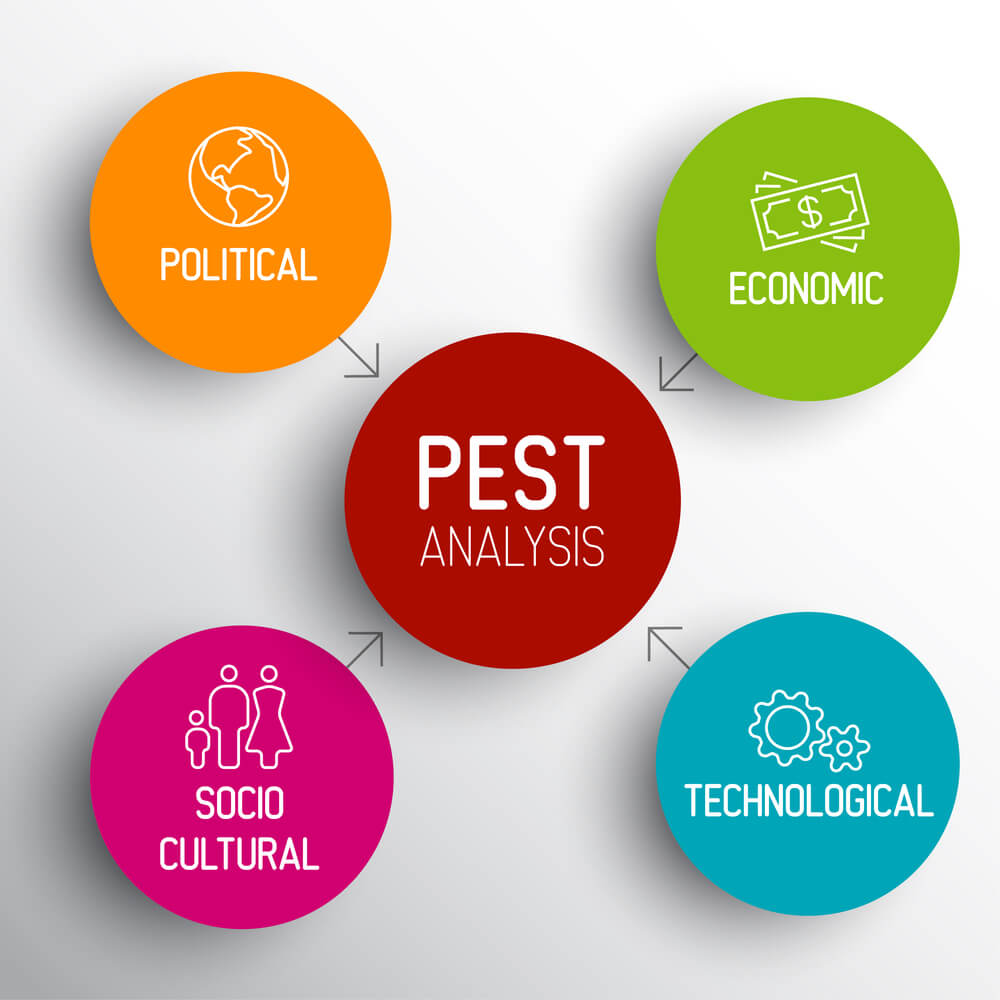 PEST Analysis in Healthcare Market Research