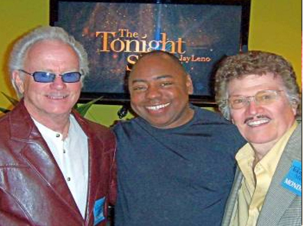 From left to right Ron Coleman, Paul Jackson Jr., and J.P. Sloane