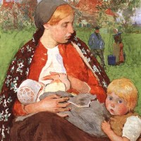 How Breastfeeding In Public Will Save Society