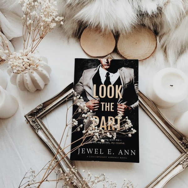 Look the Part by Jewel E Ann