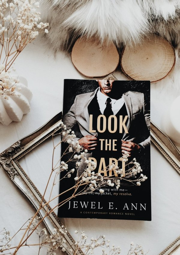 Look the Part by Jewel E Ann | 6 STAR BOOK REVIEW