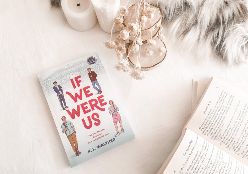 If We Were Us by K L Walther