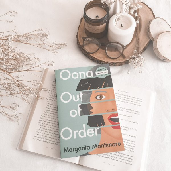 OONA OUT OF ORDER BY MARGARITA MONTIMORE